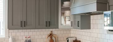 Surrey Kitchen Cabinets Are Grey Kitchen Cabinets Better Than White Warline Painting