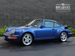 vintage porsche blue blue classic porsche 964 for sale in london u2013 dd classics classic