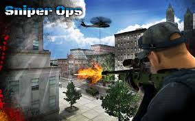amazon com sniper ops 3d terror shooter appstore for android