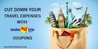 travel coupons images Cut down on your travel expenses with makemytrip coupons jpg