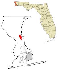 Time Zone Map Florida by Molino Florida Wikipedia
