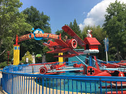 the top kings dominion rides for kids beltway bargain mom