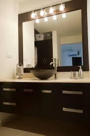 bathroom mirrors miami incredible vanity mirror and light fixture regarding bathroom vanity