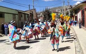 cerro de pasco noticias de cerro de pasco diario correo de pasco celebra la fiesta de las cruces con asistencia de turistas
