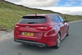 long term car rental france kia optima sportswagon long term review parkers