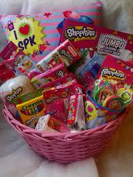 cing gift basket dollar tree girly gift basket 4 yr gift ideas