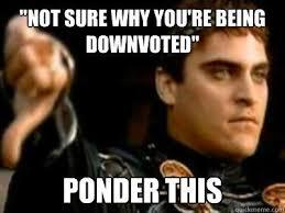 Ponder Meme - quickmeme memes meme lists