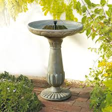 Fountains For Home Decor Decorating Awesome Types Of Lowes Bird Bath In Water Fountain