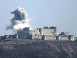 Krak Des Chevaliers by Devastation Of Syria U0027s Culture And Antiquities U0027the Price Of War