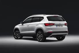 The Motoring World New Next by The Motoring World The Seat Ateca Has Moved One Step Nearer To