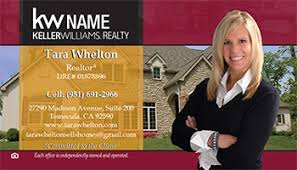 Keller Williams Business Cards Keller Williams Business Card 500 Cards 59 00 Free Shipping