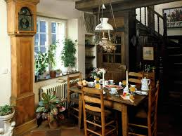 Interiors Of Small Dining Room With Design Ideas  Fujizaki - Interior design for dining room