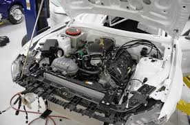 ford mustang cobra jet engine here is how the 2016 mustang cobra jet comes together part 2