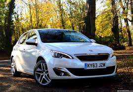 peugeot white peugeot u0027s all new 308 full review on motor writer www