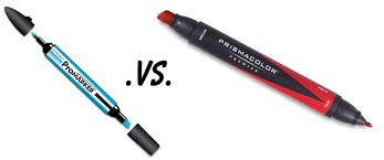 prismacolor markers promarkers vs prismacolor marker comparison myt cr8tiv