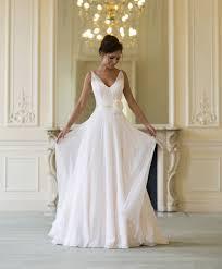 Simple Wedding Dresses 20 Elegant Simple Wedding Dresses Of 2015 Bridaltweet Wedding