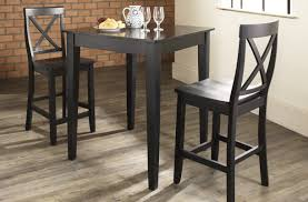tall dining tables small spaces bar high top dining table pub table chairs glass bar table tall