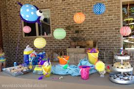 home decorating parties decor beach party table decorations small home decoration ideas