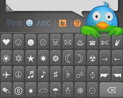 how to easily add fun emojis u0026 symbols to your tweets