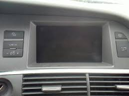 audi a6 tv 2009 audi a5 info gps tv screen 21579781