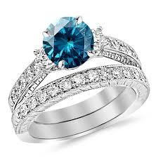Blue Diamond Wedding Rings by Diamond Wedding Bands For Women Tags Mens Yellow Gold Wedding