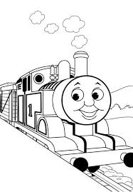 100 ideas thomas coloring pages free on gerardduchemann com