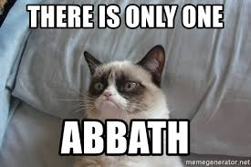Abbath Memes - there is only one abbath grumpy cat meme generator