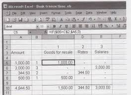 Accounting Spreadsheets For Small Business by Excel Bookkeeping Spreadsheets Accounting