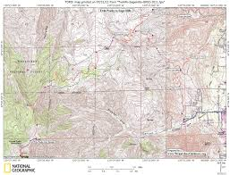 Twin Peaks Map Twin Peaks To Sage Hills Legally