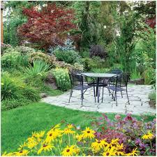 Sloping Backyard Ideas Backyards Chic Landscape Sloped Backyard Pictures Landscaping