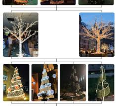 Commercial Led Christmas Decorations by Commercial Christmas Decorations Led Large Artificial Tree