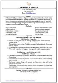 how to write a one templates 1 page resume template