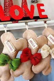 best 25 dog christmas stocking ideas on pinterest burlap