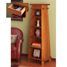 Corner Bookcase Woodworking Plans by Corner Bookcase Woodworking Plan From Wood Magazine
