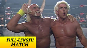 Halloween Havoc 1999 Hulk Hogan by Sting With The Torture Rack On Lex Luger Sting Pinterest Lex