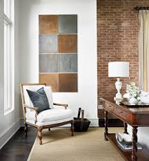 large wall decor ideas high walls in foyer decorating high large