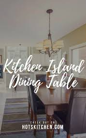 how to make a kitchen island with seating 13 kitchen island dining table ideas how to make the