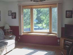 living room view living room bay window treatments home style