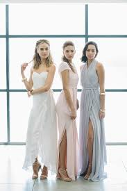 joanna august bridesmaid dresses krista photographymix and match bridesmaids dresses by