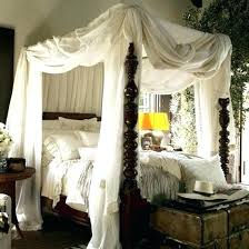 poster bed canopy curtains canopy curtains for bed boromir info
