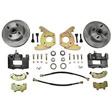scott drake dbc 6466 6 disc brake conversion kit 4 lug 6 cyl 1965 66