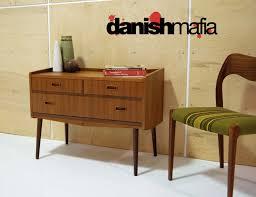 Danish Mid Century Modern Sofa by Mid Century Danish Modern Teak Entry Chest Dresser Credenza
