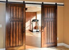erias home designs continental frosted glass 1 panel barn door