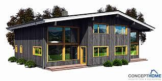 duplex house plan ch158d modern architecture house plan