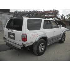 97 toyota 4runner parts 1997 toyota 4runner parts car white with interior 6 cyl