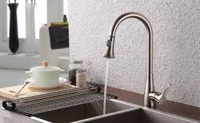 Rozin Led Light Spray Kitchen by Kes Brass Singel Handle Pull Down Kitchen Faucet With Retractable