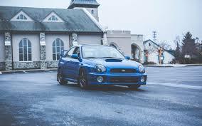subaru tuner subaru wrx sti blue car tuning 7019967