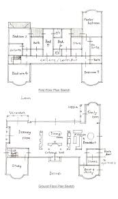 Drafting Floor Plans by Ivy Farm Sketch Floor Plans Ambo Architects