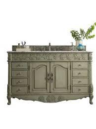 Antique Looking Vanities Antique Bathroom Vanities For Elegant Homes