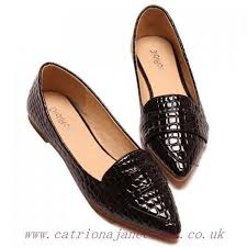 s flat boots sale uk reasonable price stylish patent leather and crocodile print design